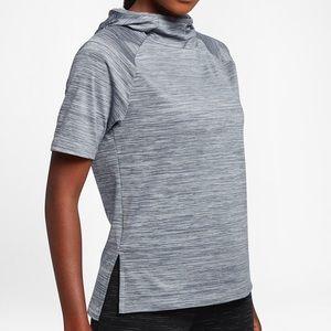 Nike Women's Short Sleeve Running Hoodie, NWT